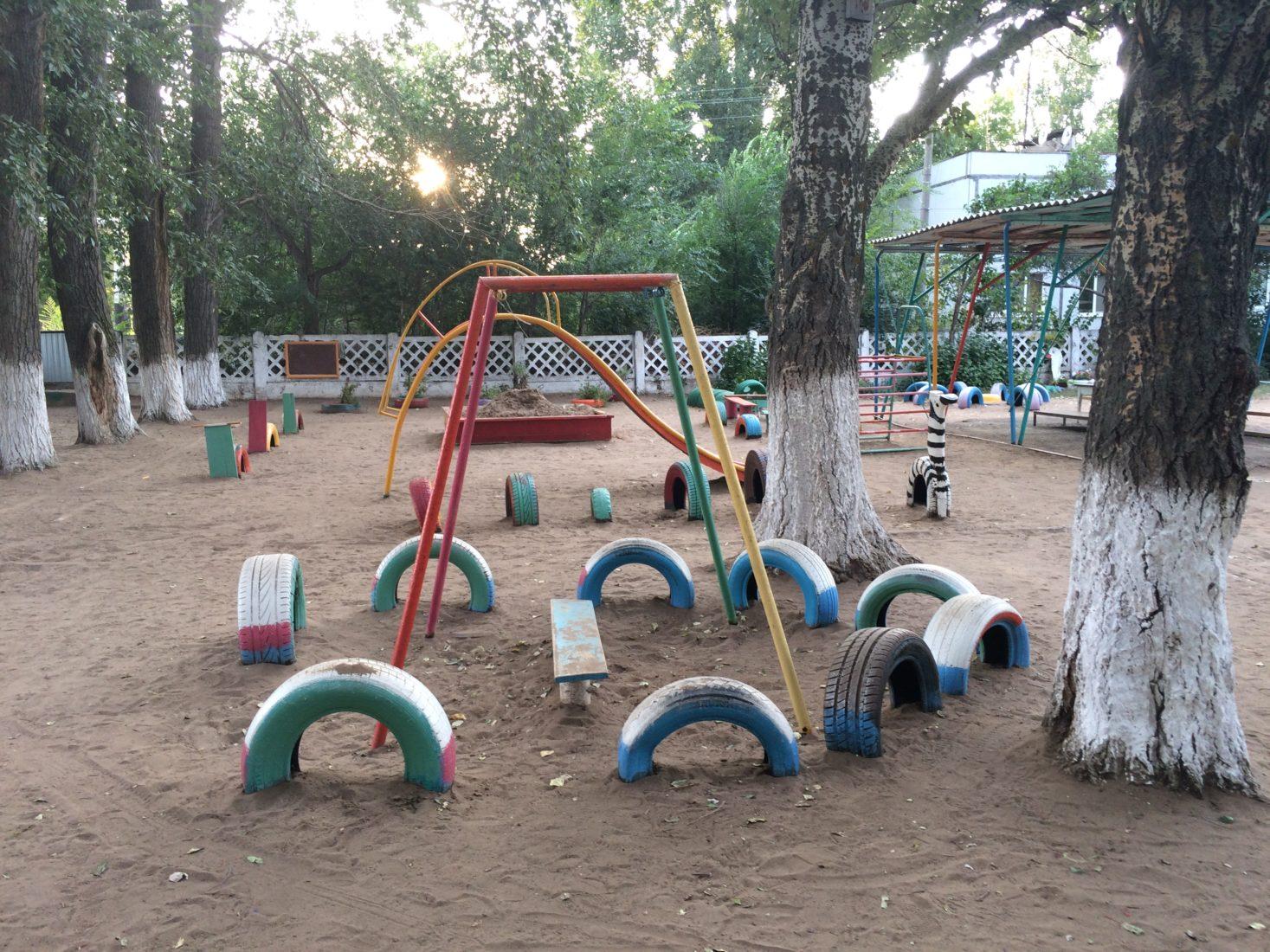 Прошу увеличить количество детских садов и улучшить их благоустройство