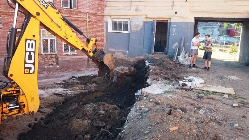 Прошу помочь остановить произвол от застройщика АРТ КВАДРАТ в г.Уфа, который выживает жильцов дома.