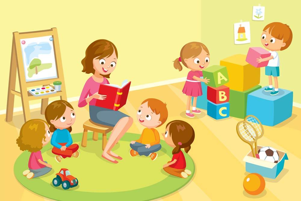 Написать жалобу на воспитателя детского сада