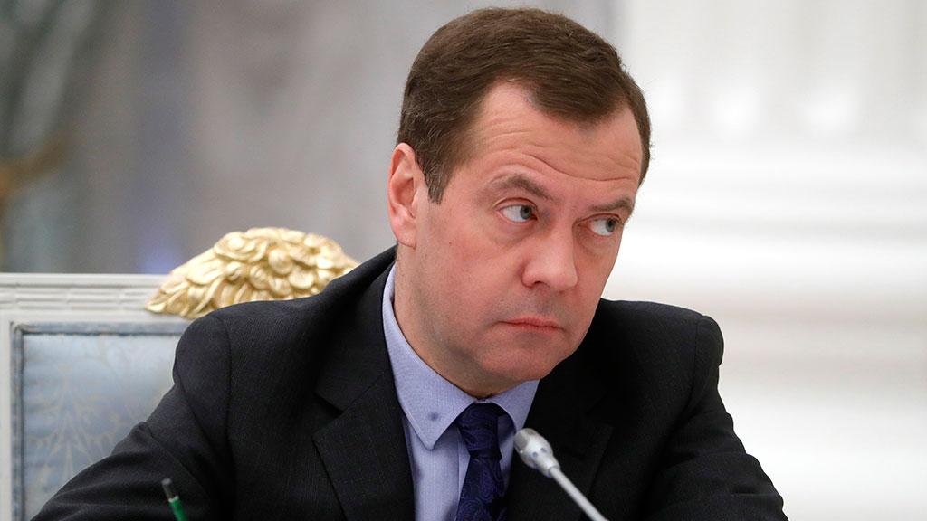 Написать жалобу Д.А. Медведеву
