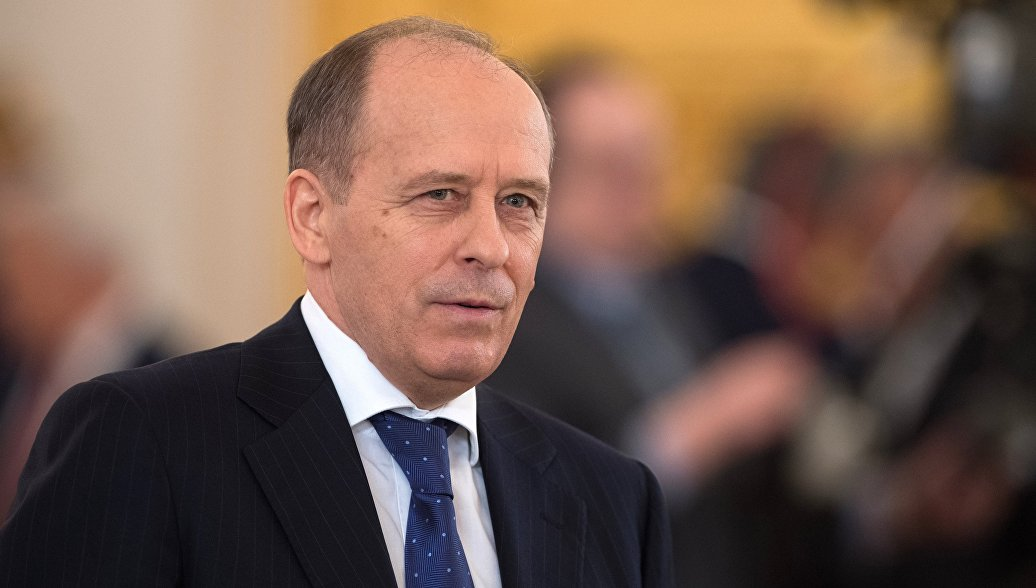 Написать письмо директору ФСБ Александру Бортникову