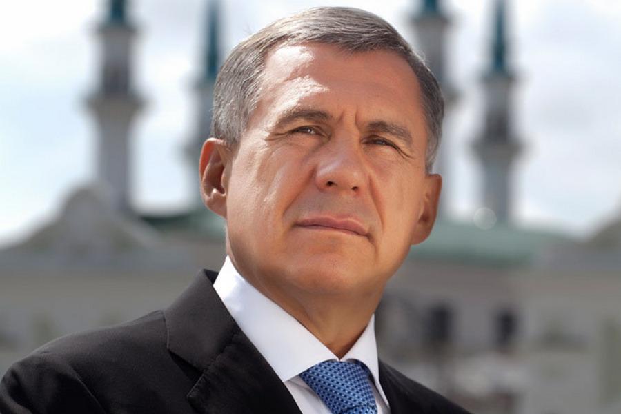 Написать письмо Р. Н. Минниханову