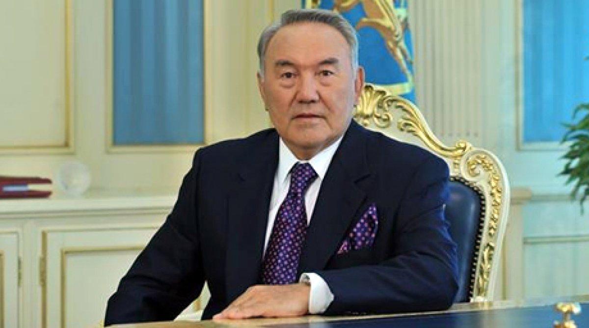 Написать письмо Н. А. Назарбаеву